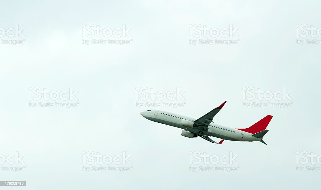 Airplanes royalty-free stock photo