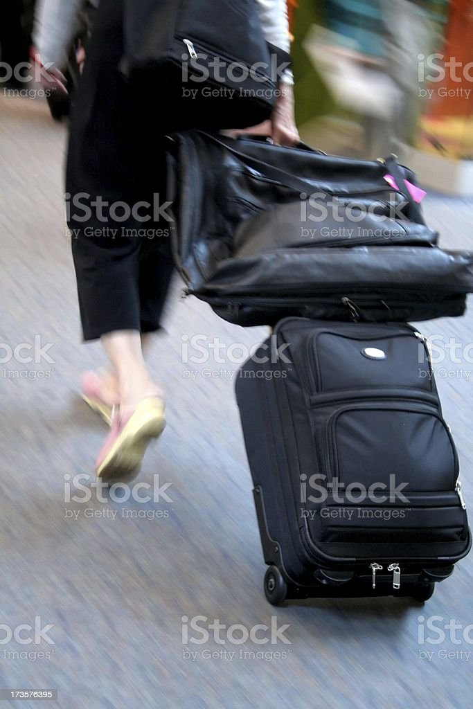 Airport 2 royalty-free stock photo