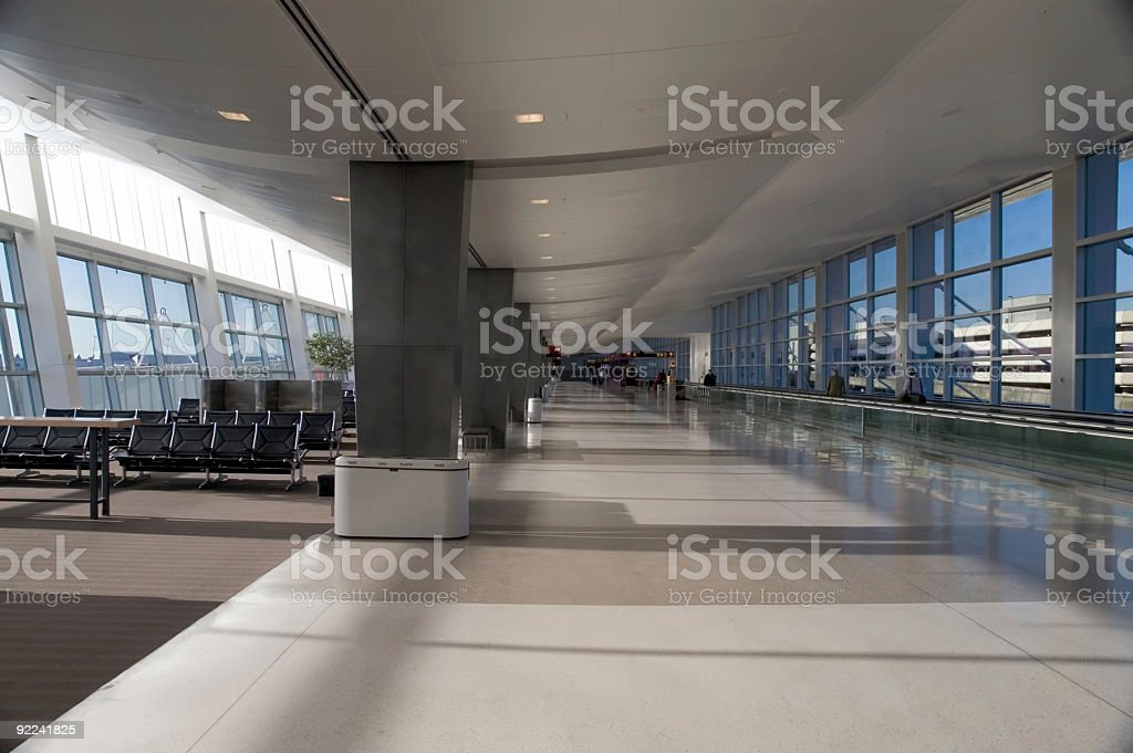 Airport 4 royalty-free stock photo