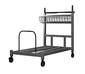 3D Airport Cart