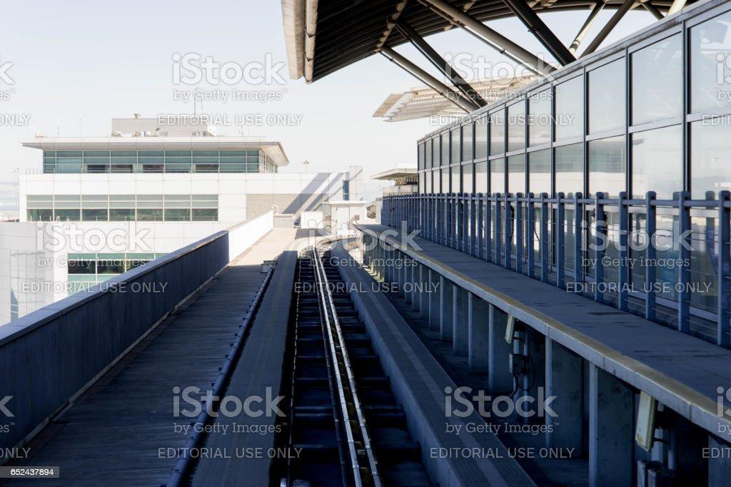 SFO airport stock photo