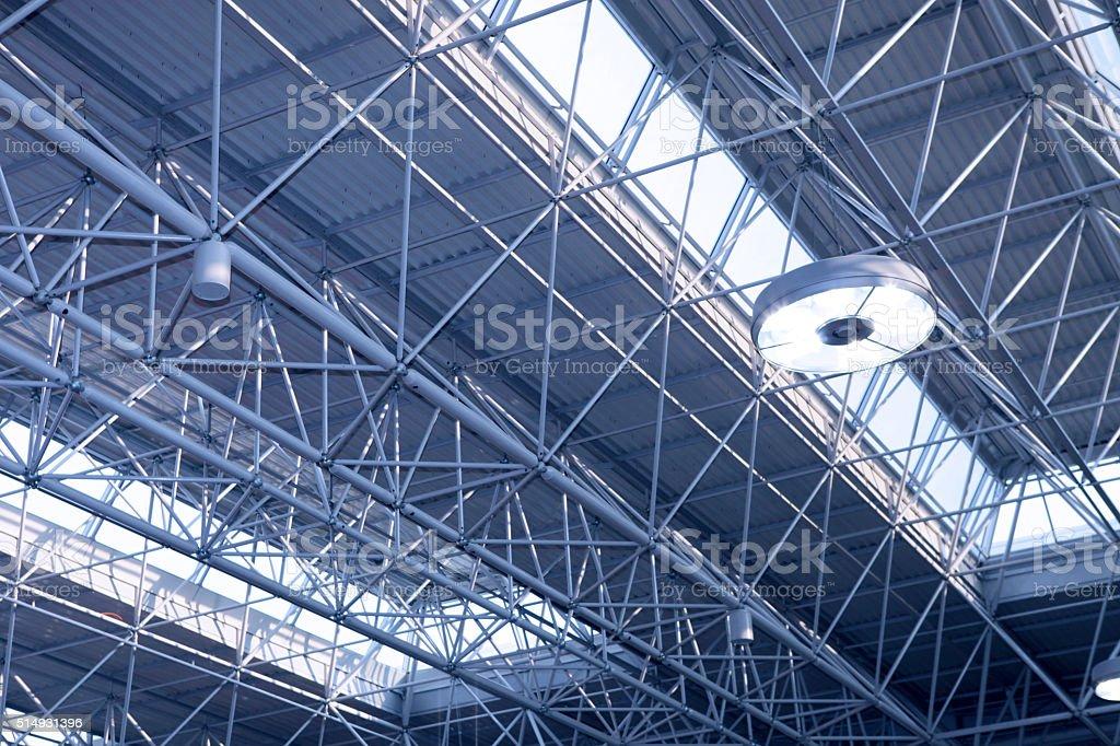 Аэропорт крыше Стоковые фото Стоковая фотография
