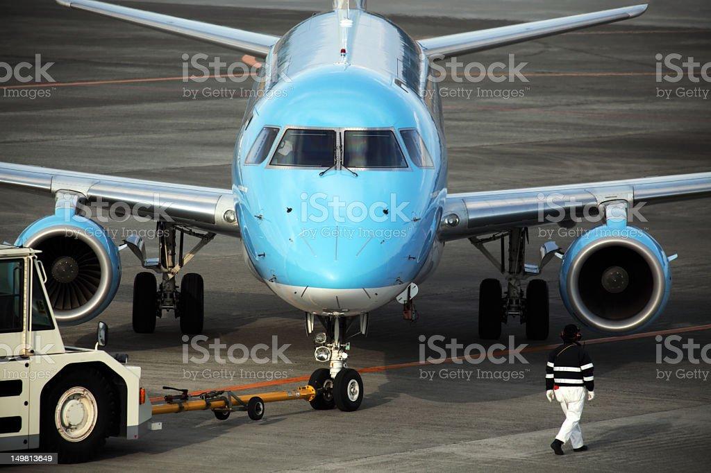 Flughafen Motiv Lizenzfreies stock-foto
