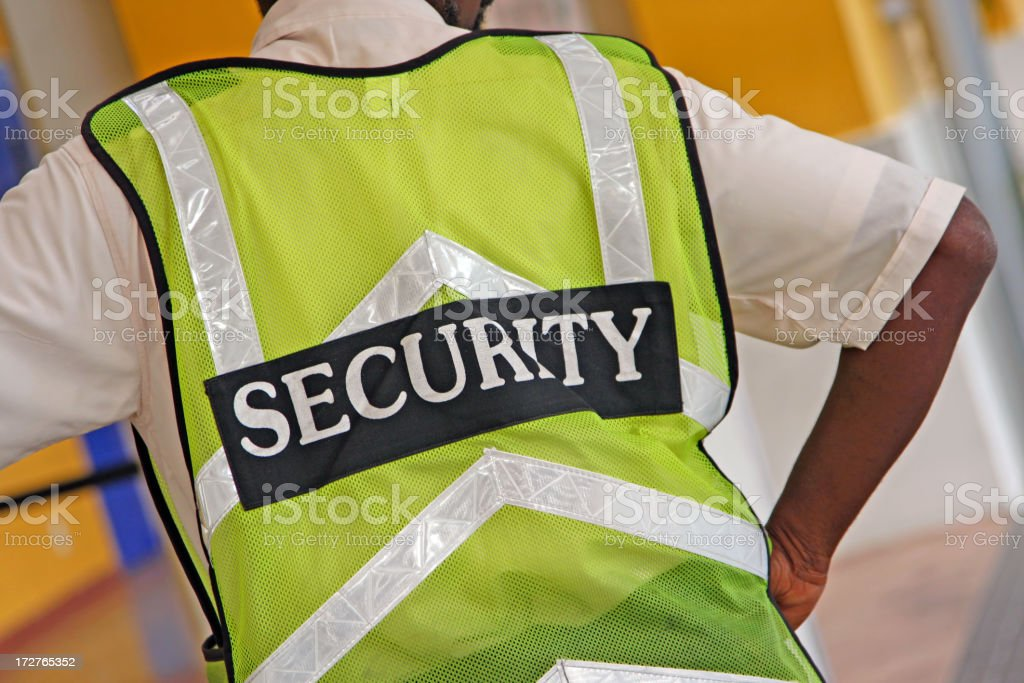 Airport security # 2 royalty-free stock photo