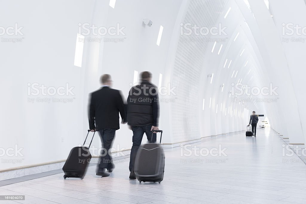 Airport Travel royalty-free stock photo