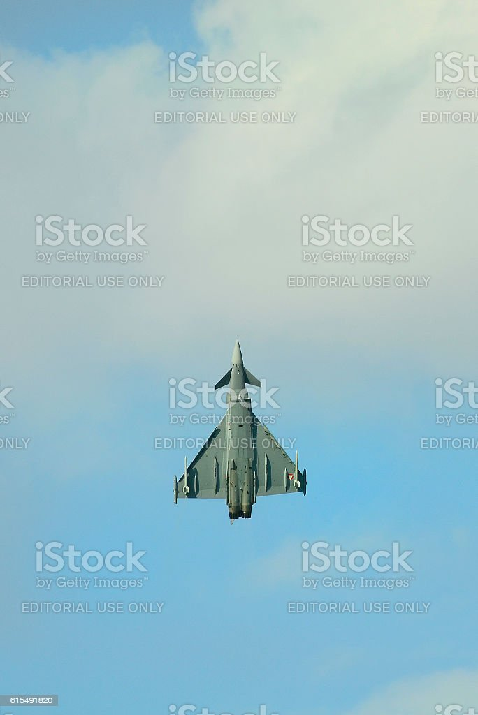 Airshow - Airpower 2016 stock photo