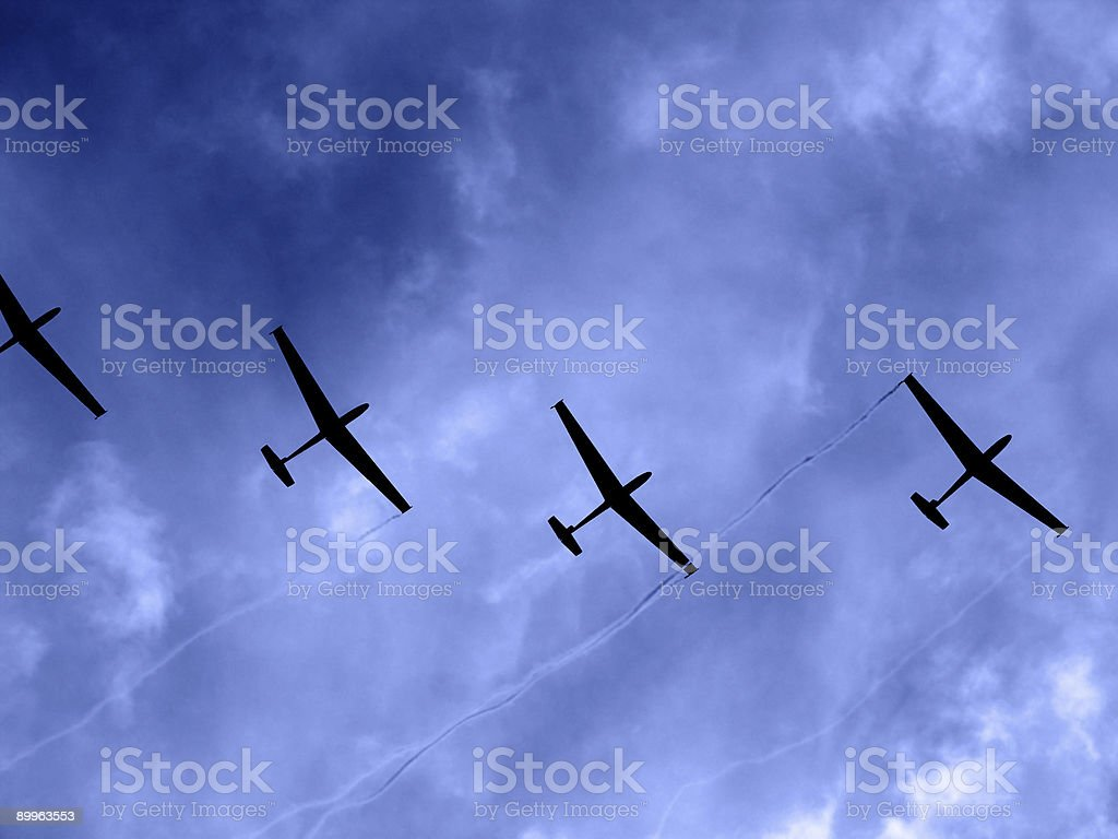 Airshow3 royalty-free stock photo