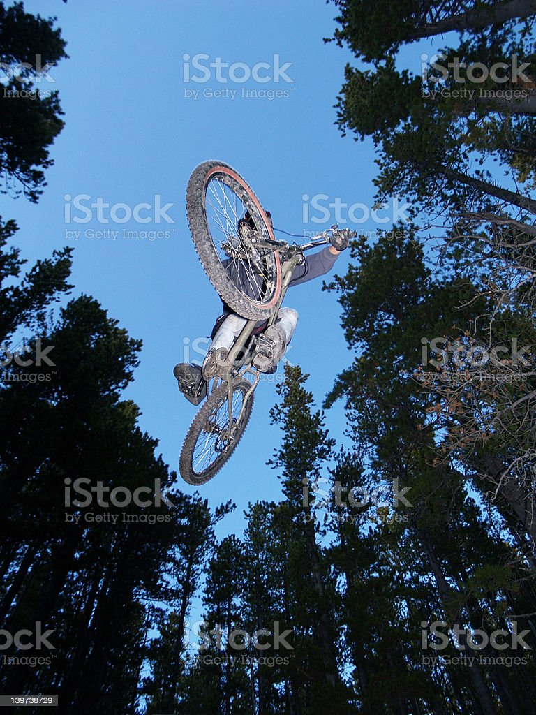 Airtime royalty-free stock photo