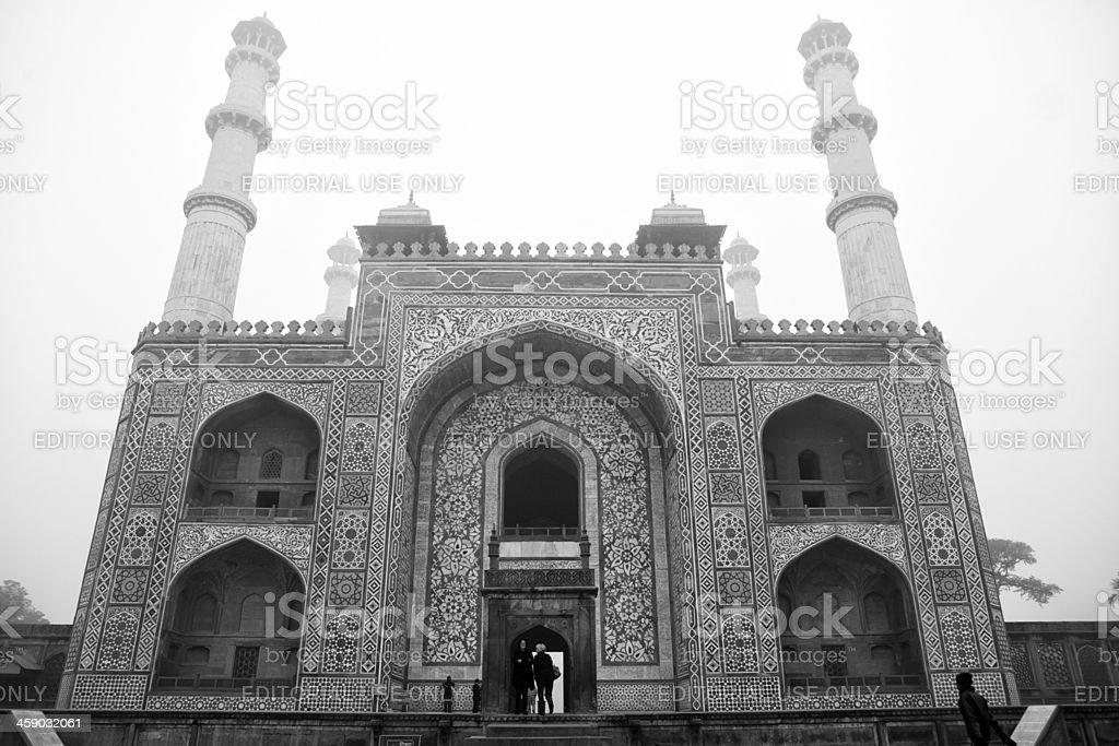 'Akbar's tomb, Jaipur, India' stock photo