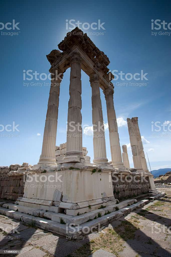 Akropol royalty-free stock photo