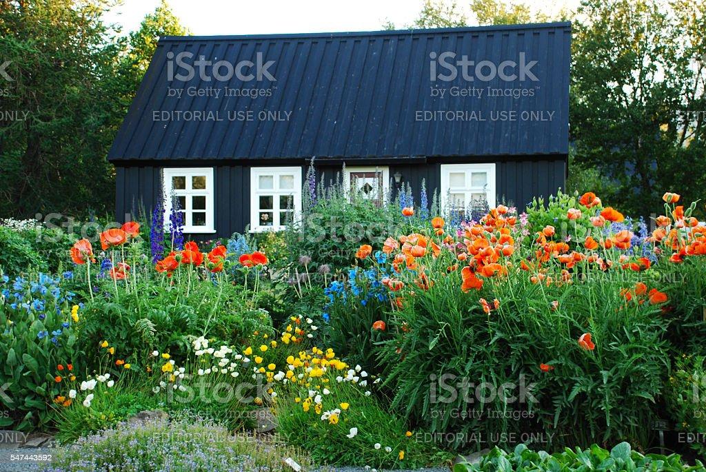 Akureyri stock photo
