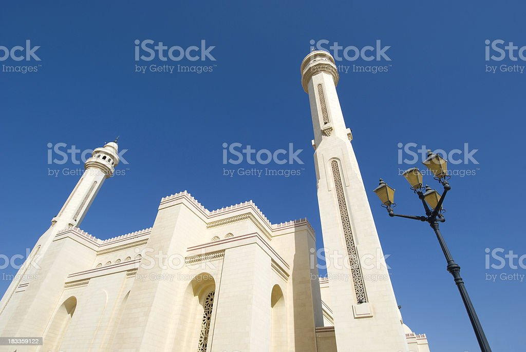 Al Fateh stock photo
