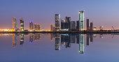 Al Reem island , Abu Dhabi