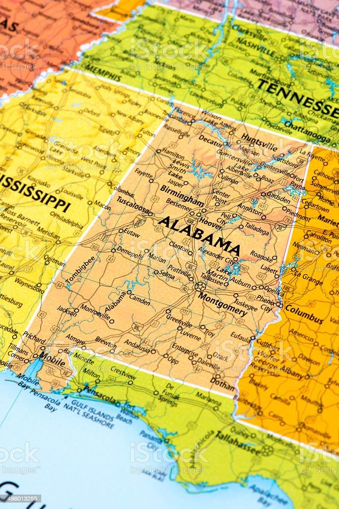 Alabama stock photo
