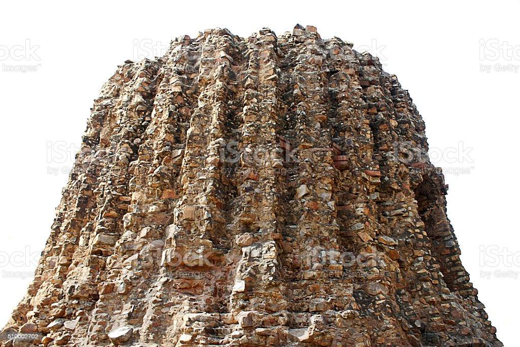 Alai Minar, Delhi/ India stock photo