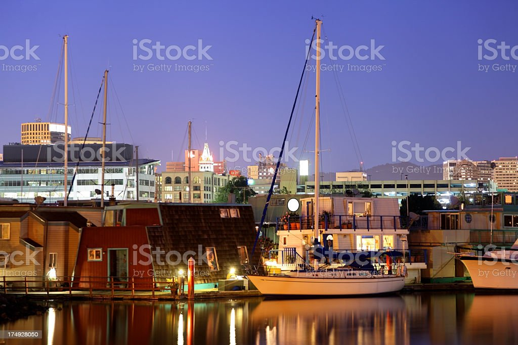 Alameda royalty-free stock photo