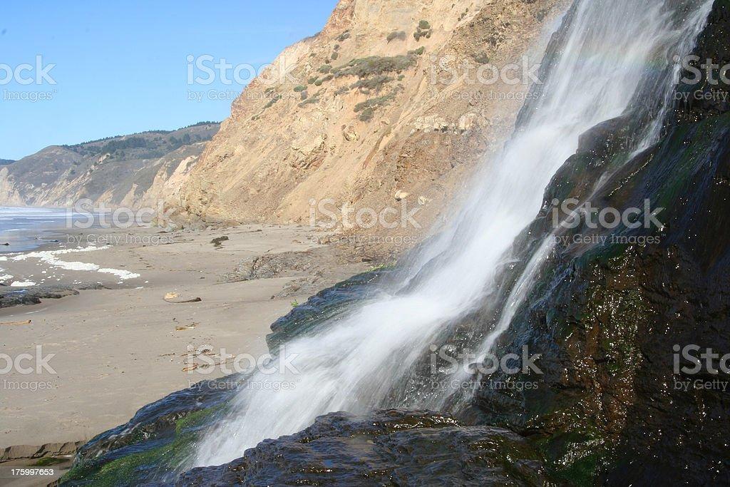 Alamere Falls stock photo