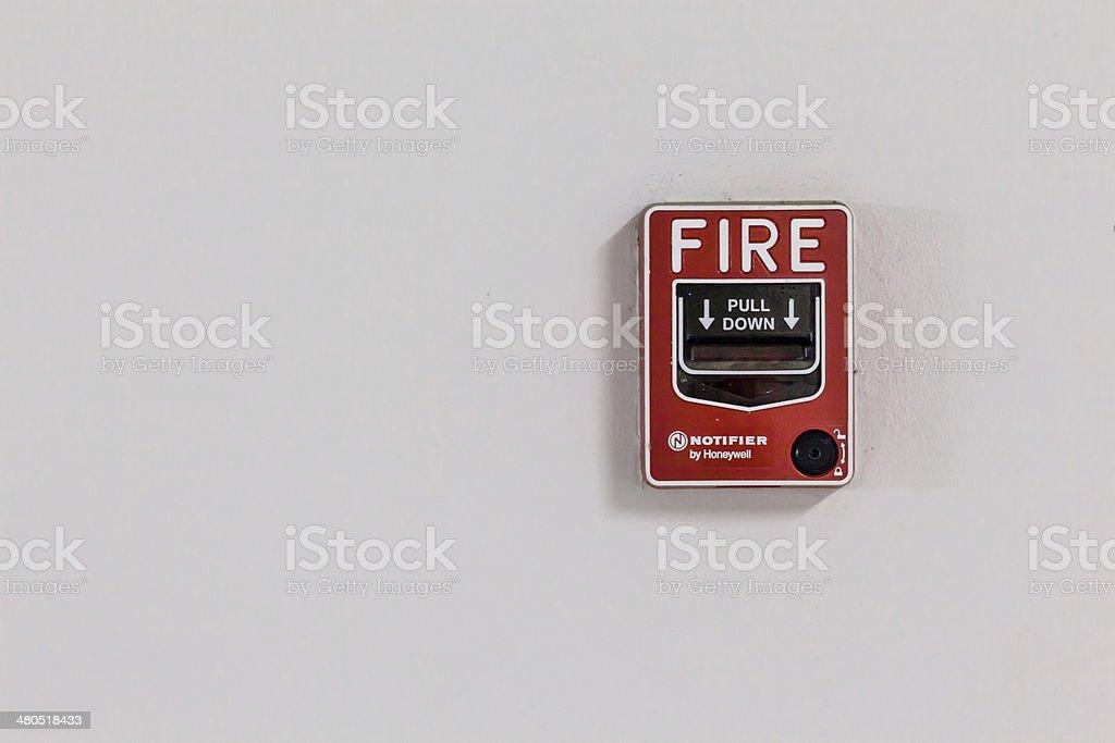 Alarm Bell stock photo