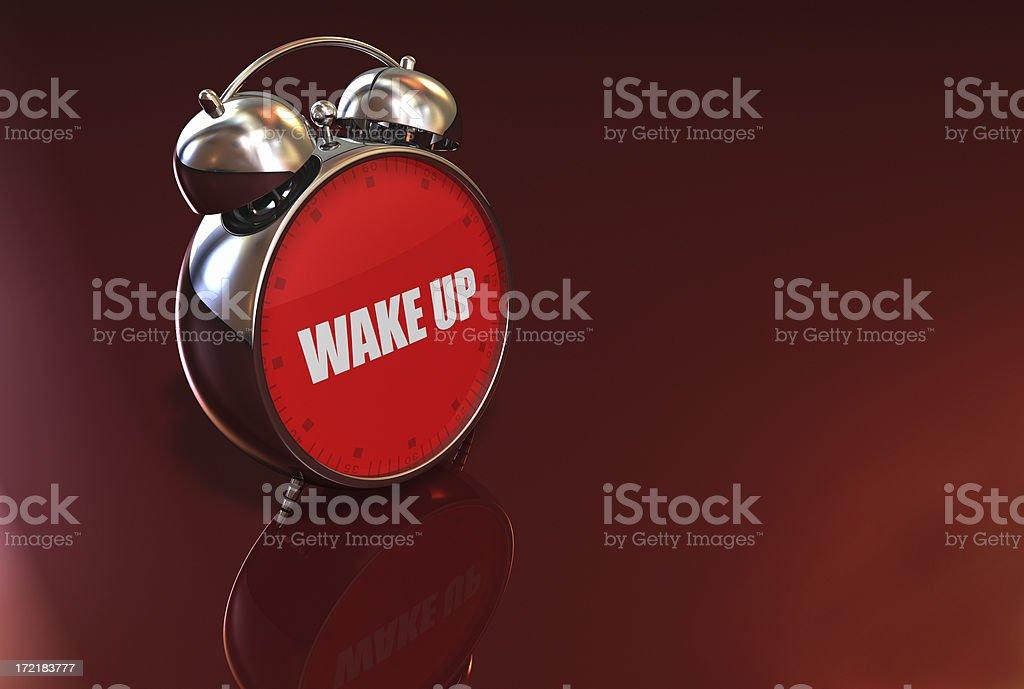 Alarm Clock 006 royalty-free stock photo