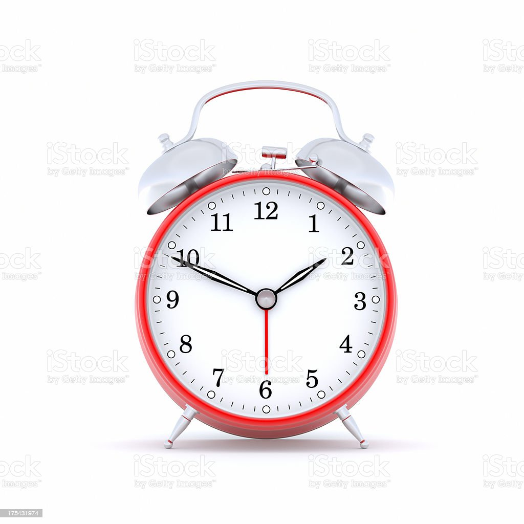 Alarm Clock XL+ stock photo
