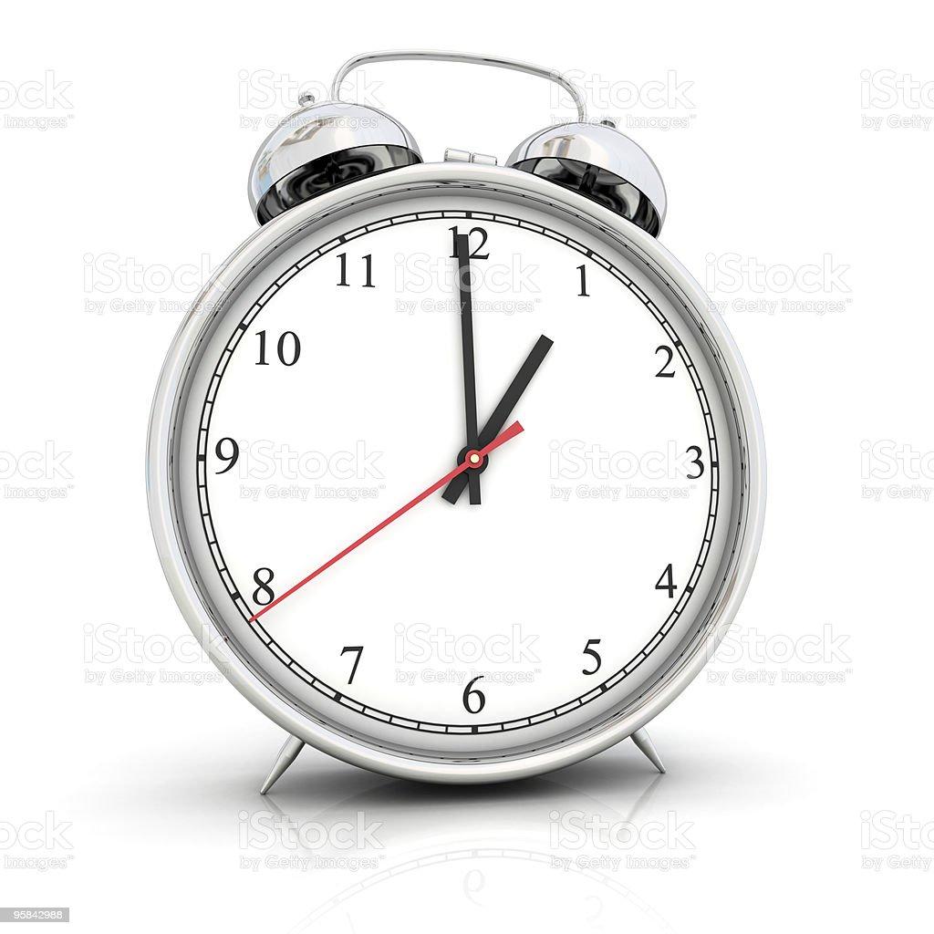 Alarm Clock XXXL stock photo