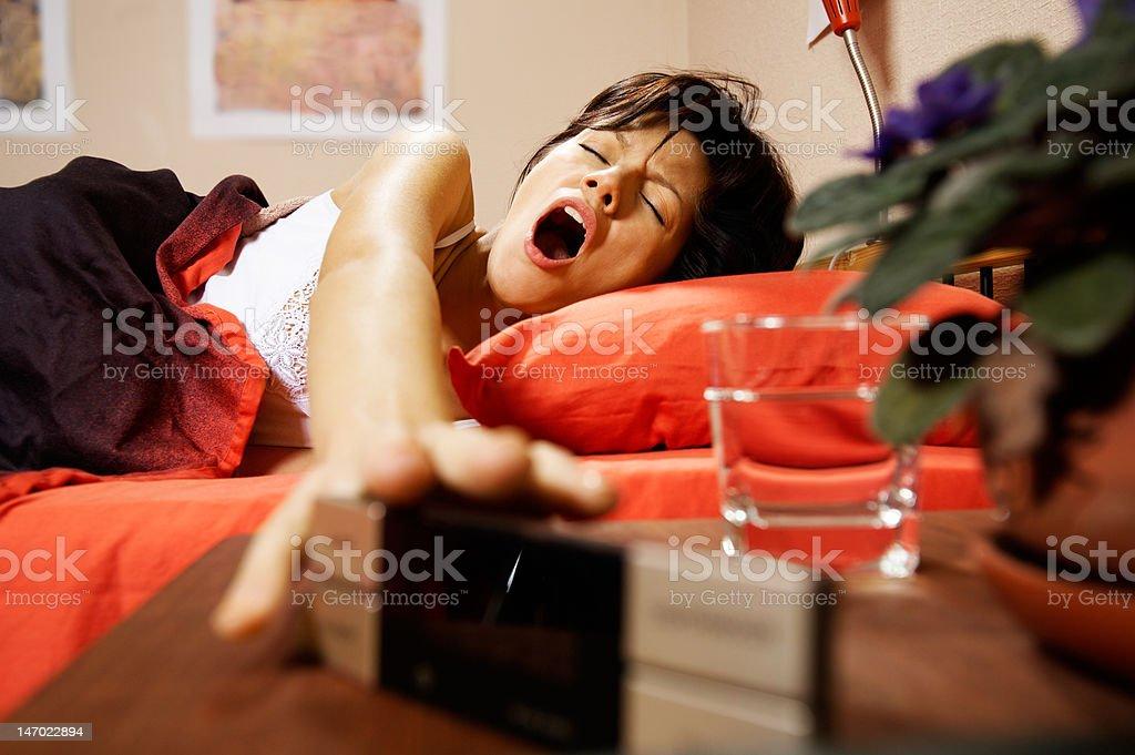 alarm!! royalty-free stock photo