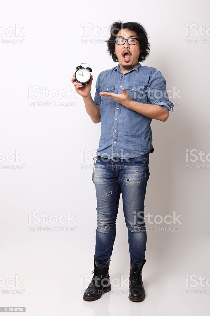 Alarm stock photo