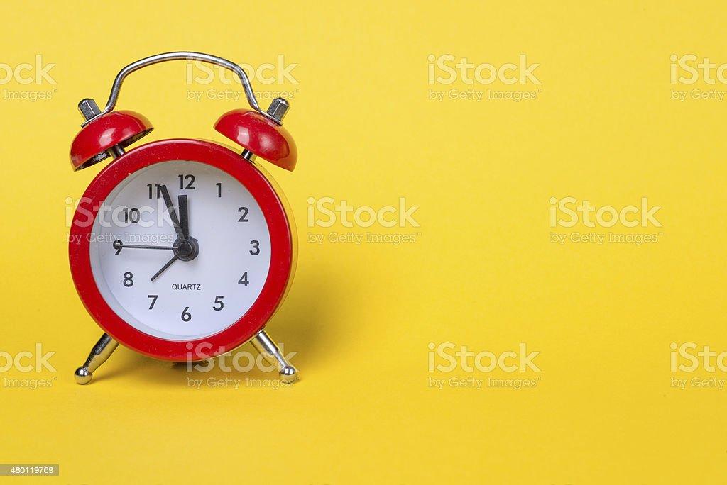 Alarm-clock stock photo