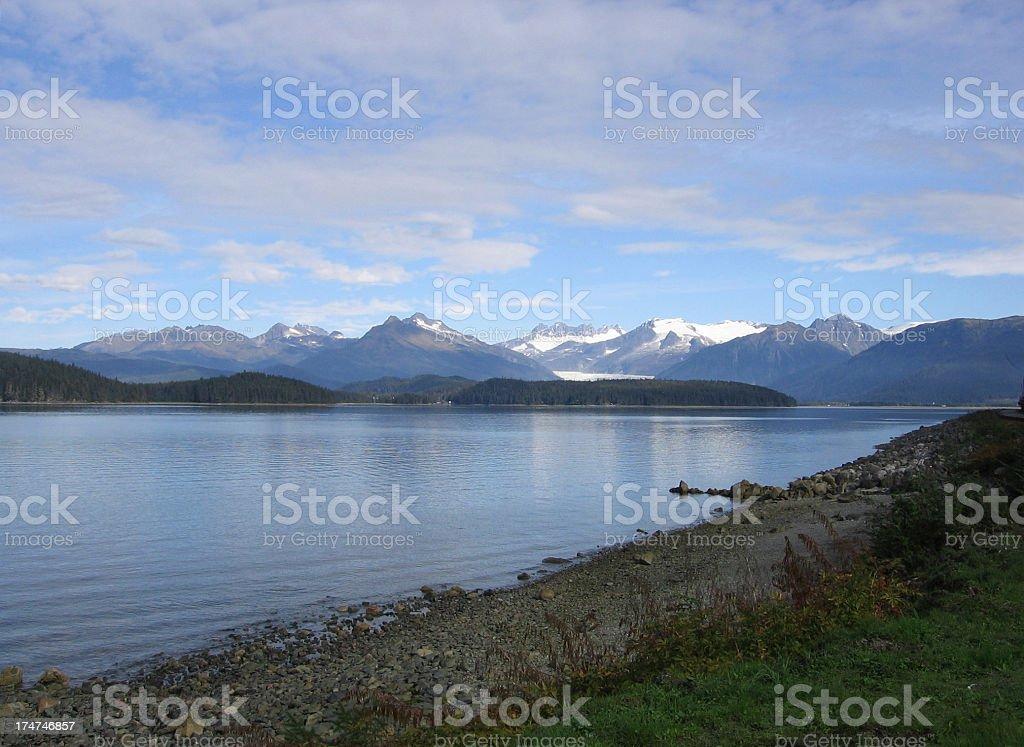 Alaska Beauty stock photo