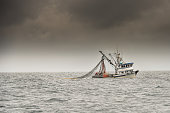Alaska Fishing Trawler