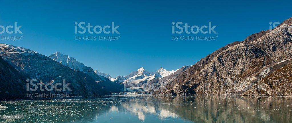 Alaska Inside Passage stock photo