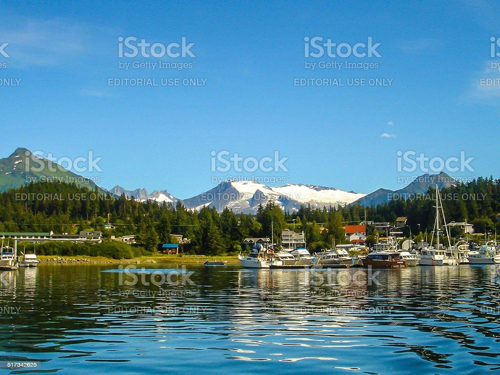 Alaska stock photo