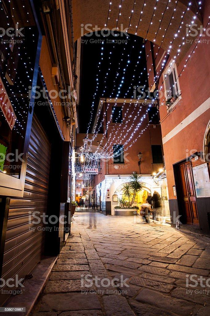 Alassio, Savona, Liguria, Italia stock photo
