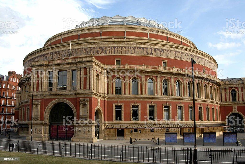 Albert Hall stock photo
