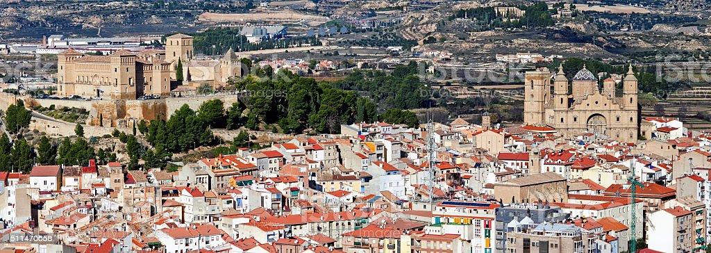 Alcaniz, Aragon, Spain stock photo