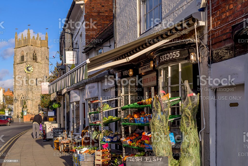 alcester stock photo
