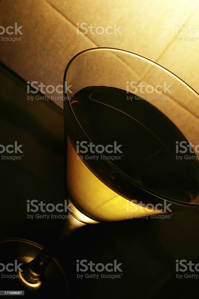 Alcohol - Cocktail : Close Up royalty-free stock photo