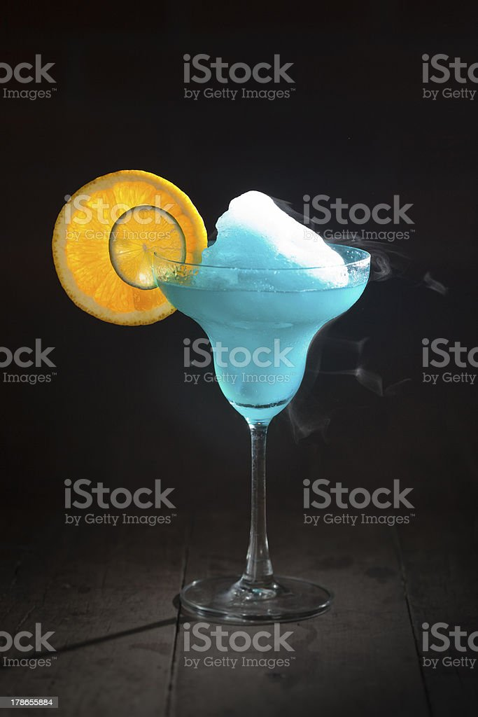 Alcohol Cocktails royalty-free stock photo