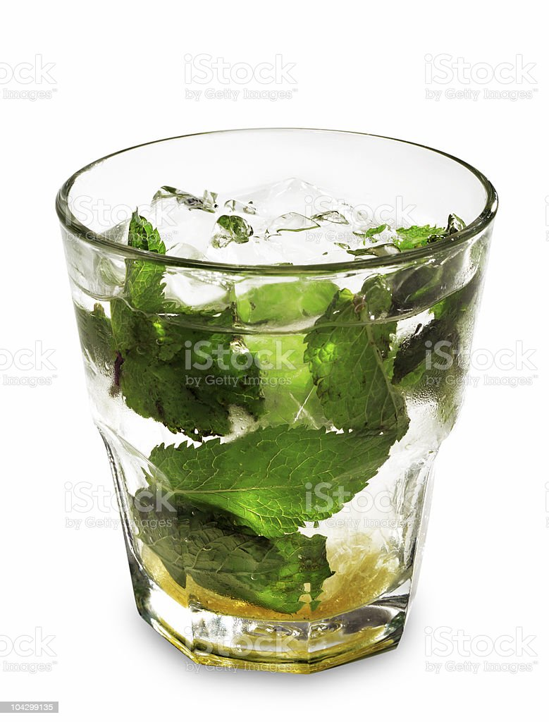 Alcoholic Cocktail royalty-free stock photo