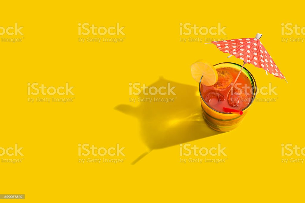 Alcoholic Drink stock photo