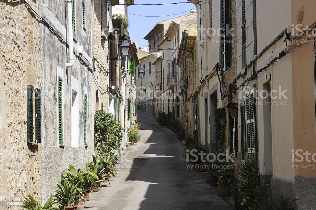 Alcudia, Mallorca stock photo