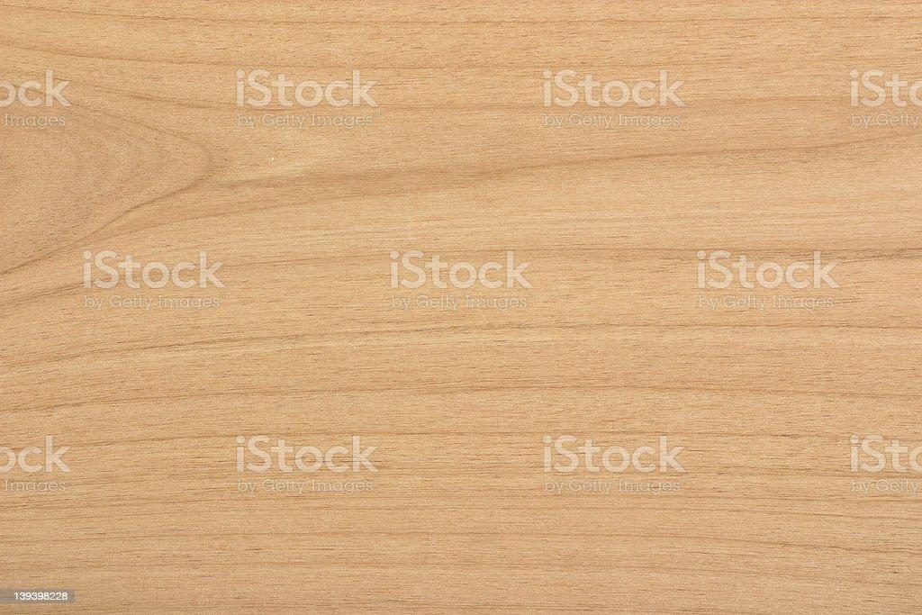 alder wood sample royalty-free stock photo