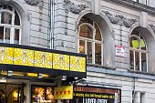 Aldwych Theatre in the West End, London