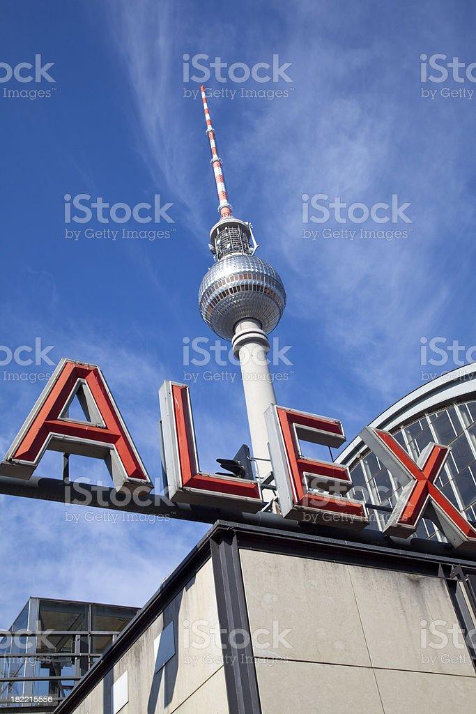 Alex royalty-free stock photo