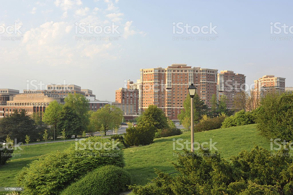 Alexandria stock photo