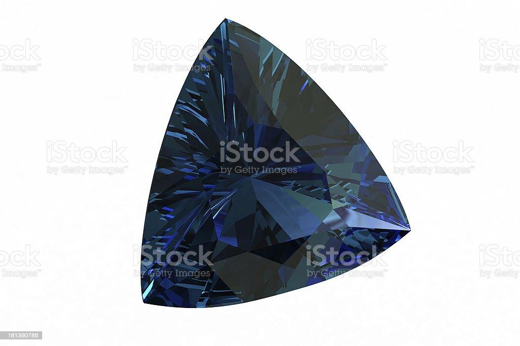 alexandrite royalty-free stock photo