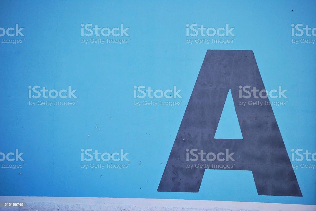 Alfa stock photo