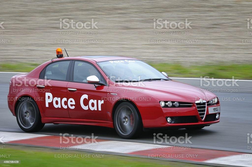 Alfa Romeo 159 royalty-free stock photo