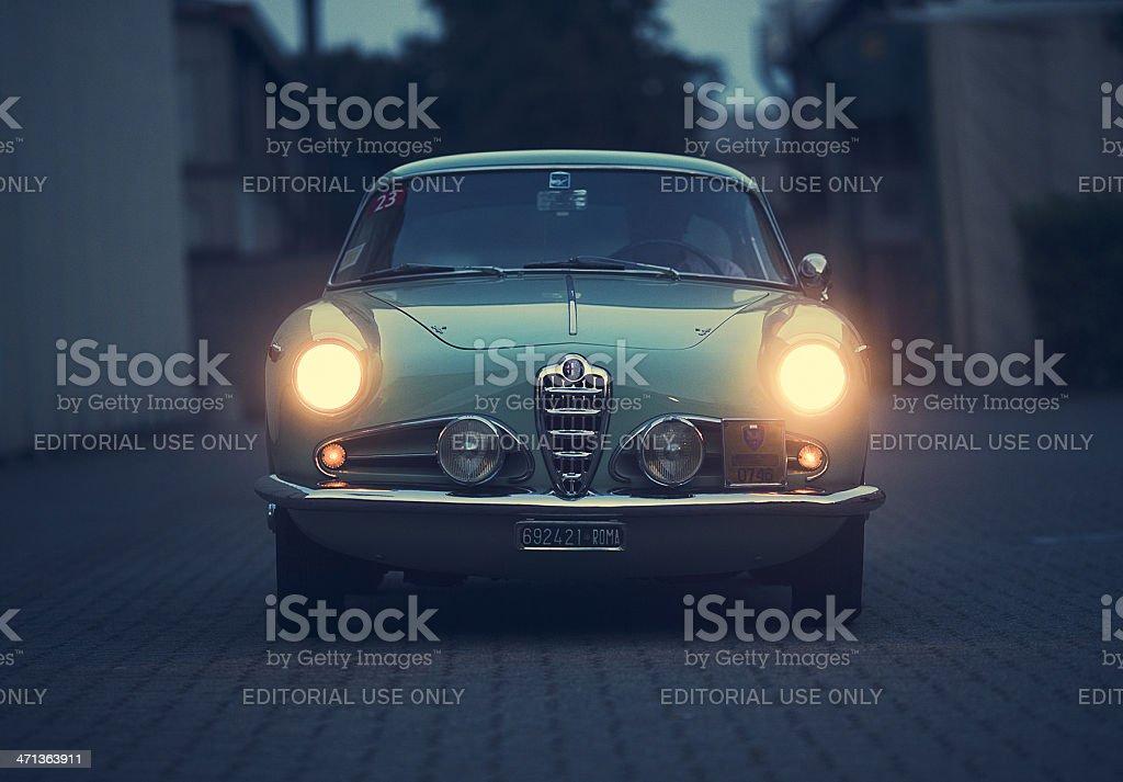 1957 Alfa Romeo 1900 SS stock photo
