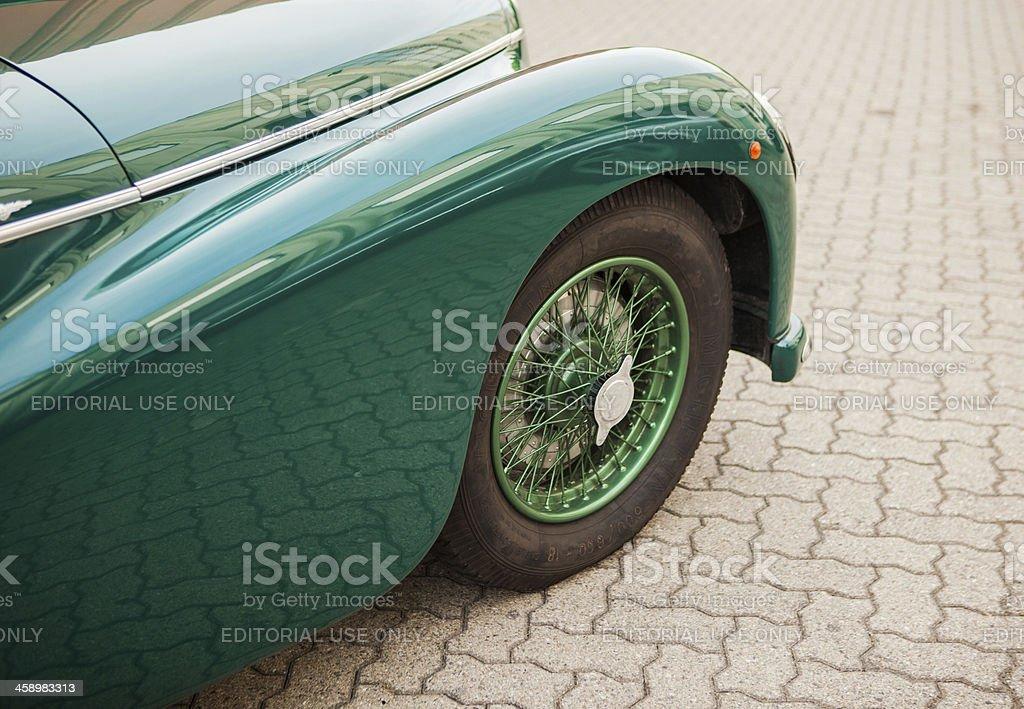 1949 Alfa Romeo 6C stock photo